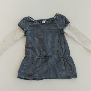 Old Navy Dress/Tunic Size 3T